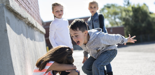 Persistent bullies: why some children can't stop bullying